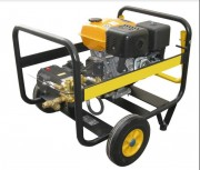 Nettoyeur haute pression eau chaude - Pression maxi : 120 Bars