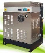 Nettoyeur haute pression eau chaude poste fixe multi utilisateurs - Débit : 18 L/min - Pression 200 bars