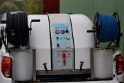Nettoyeur haute pression eau chaude thermique - Pression : 40 à 200 bars  -   Débit : 900l/h