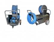 Nettoyeur haute pression eau froide reconditionné - Débit moteur : 16.5 l/mn - 1000 l/h