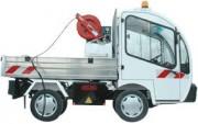 Nettoyeur Haute Pression Electrique - Poids HP 400 l à vide : 170 kg