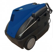 Nettoyeur haute pression électrique eau chaude - Débit (l/min) : 15 - 21