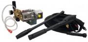 Nettoyeur haute pression hydraulique - Débit Maximum : 660 L/heure