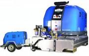 Nettoyeur haute pression insonorisé - Insonorisé - Débit 15 l/m