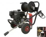 Nettoyeur haute pression moteur essence - Débit : 11 L/mn