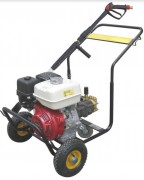 Nettoyeur haute pression moteur Honda GX-270 - Pression max.:207 BAR - Débit : 850 L/H