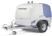 Nettoyeur haute-pression remorque - 500 th