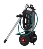 Nettoyeur haute pression sur remorque - Pression : de 200 à 500 bars -  Débit: de 18 à 30l/mn