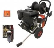 Nettoyeur haute pression thermique 15 Litres par minute - Débit ( L/min) : 15