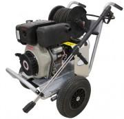 Nettoyeur haute pression thermique diesel - Débit maximum (L/min) : 15