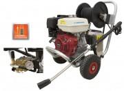 Nettoyeur haute pression thermique essence - Débit (L/min) : 12 - 15