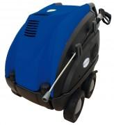 Nettoyeur haute pression triphasé eau chaude - Débit (L/min) : 15