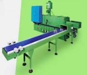 Nettoyeur pièces industriels - Lavage en continu