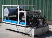 Nettoyeur professionnel haute pression thermique - Puissance (CV) : 5.5