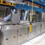 Nettoyeur ultrasons industriel d'outillage - Nettoyage sans abrasion