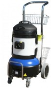 Nettoyeur vapeur aspirateur CARMEN PLUS 6 bars - Puissance chaudière 3650 W monophasé