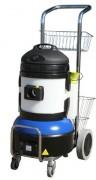 Nettoyeur vapeur aspirateur COMPACT STAR AUTO 6 BARS - Puissance chaudière 3650 W monophasé