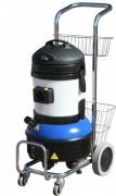 Nettoyeur vapeur aspirateur monophasé 6 bars - Puissance chaudière 3600 W