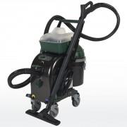 Nettoyeur vapeur aspirateur professionnel - Pression d'utilisation :  10 Bar