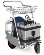 Nettoyeur vapeur aspiration professionnel - Puissance max : 3400 Watts