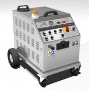 Nettoyeur vapeur automatisé pour tapis de convoyeurs en industrie - Désinfection par vapeur sèche adaptée en Industrie Agro Alimentaire
