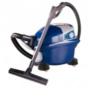 Nettoyeur vapeur et aspiration - Débit vapeur : Jusqu'à 93 g/min
