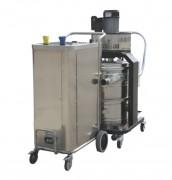 Nettoyeur vapeur industriel 3000 W - Production de vapeur (g/min) : 388