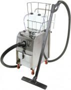 Nettoyeur vapeur inox - Puissance max: 2900 W - poids: 28 Kg