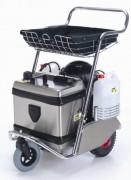 Nettoyeur vapeur professionnel automobile - Capacité réservoir eau : 22 L