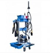 Nettoyeur vapeur professionnel Longueur câble 5 mètres - Production de vapeur : 62 g/min