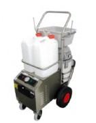 Nettoyeur vapeur sèche professionnel monophasé inox - Désinfection des surfaces