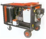 Nettoyeurs autonomes thermiques - VR 150 MS (Haute Pression à eau chaude)