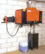 Nettoyeurs pour locaux techniques - IW 15.200 - 21.150