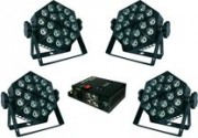 Nicols pack 4 panneaux Power Pack Led