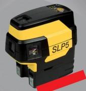 Niveau laser 5 points automatique SLP5 - Précision points et ligne : +- 3 mm à 15 m