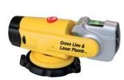 Niveau laser croix - Portée : 10 m