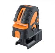 Niveau laser de chantier croix et points - Précision : ± 3 mm / 10 m