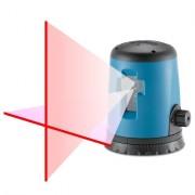 Niveau laser en croix - Précision : ± 4 mm / 10 m