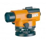 Niveau optique automatique - Cercle horizontal : 400 gon / 360°