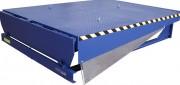 Niveleur de quai à lèvre basculante - Capacité de charge : 6 - 9 - 12 tonnes