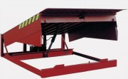 Niveleur de quai automatique 6 T - Capacité de charge : dynamique  6 T- statique 9 T