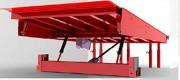 Niveleur de quai électro hydraulique - Capacité utile : 60 kN