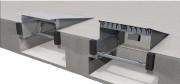 Niveleur de quai hydraulique - Transbordement optimisé et protégé contre la pluie et le vent