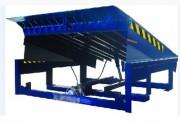 Niveleur de quai pivotante - Fonctionnement par un groupe hydraulique 380 V