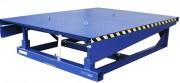 Niveleur télescopique de quai - Capacité de charge ( tonnes) : 6 - 9 - 12