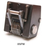 Numéroteur automatique et manuel pour le marquage - Automatique ou manuel - Numérotation séquentielle