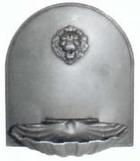 Objet de décoration pour cheminée - Modèle Fontaine de lion