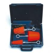Obturateur conique - Dimensions (diamètre) : de 38,1 à 114,3 mm