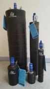 Obturateur ponctuel gonflable - Diamètre : de 35 à 2000 mm