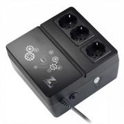 Onduleur haute fréquence 3 prises - Puissance (VA) : 400 - 600